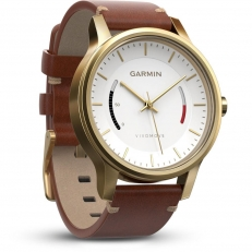 Garmin Vivomove Premium Gold-tone Steel (έως 12 άτοκες δόσεις)
