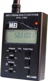 MFJ-888 Pocket Freq. Counter 10Hz - 3 GHz