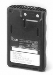 Icom BP-227 LITHIUM ION BATTERY PACK