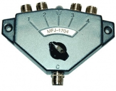 MFJ-1704 Coax switch