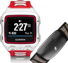 Garmin Forerunner 920XT White/Red HRM-Run