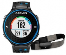 Garmin Forerunner 620 black/blue HRM bundle