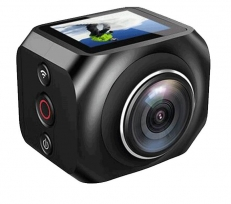VR 360 Wifi Action Camera & 1.5inc LCD OEM (έως 12 ΑΤΟΚΕΣ ΔΟΣΕΙΣ)